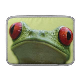 Red-eyed tree frog (Agalychnis callidryas) 2 Sleeve For MacBook Air