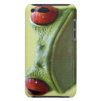 Red-eyed tree frog (Agalychnis callidryas) iPod Case-Mate Cases