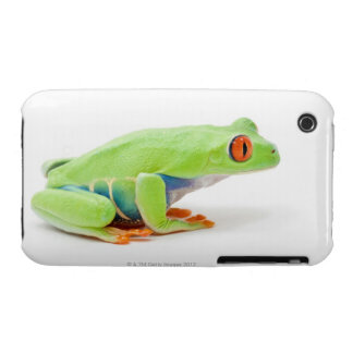 Red-Eyed Tree Frog (Agalychnis Callidryas) Case-Mate iPhone 3 Case