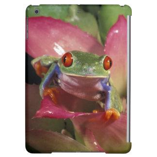 Red-eyed tree frog Agalychnis callidryas) iPad Air Cases