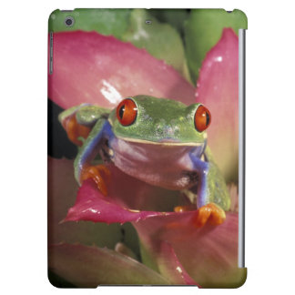 Red-eyed tree frog Agalychnis callidryas) Cover For iPad Air