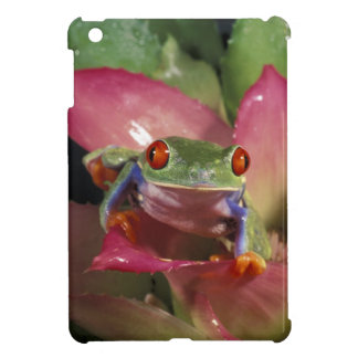 Red-eyed tree frog Agalychnis callidryas) iPad Mini Cover