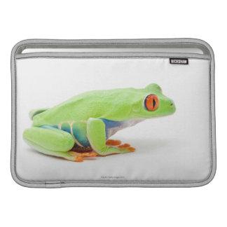 Red-Eyed Tree Frog (Agalychnis Callidryas) MacBook Sleeves