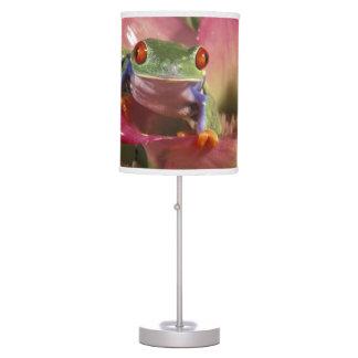 Red-eyed tree frog Agalychnis callidryas) Table Lamp