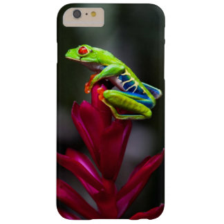 Red-eyed Tree Frog Barely There iPhone 6 Plus Case