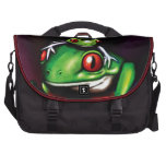 Red Eyed Tree Frog Commuter Bag