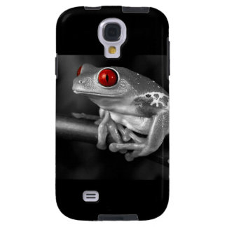 Red Eyed Tree Frog Galaxy S4 Case