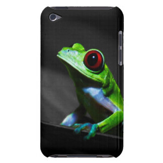 Red Eyed Tree Frog III iPod Touch Case-Mate Case