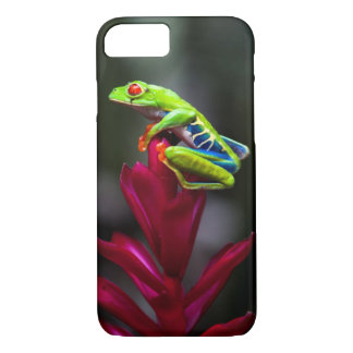 Red-eyed Tree Frog iPhone 7 Case