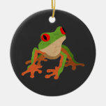 Red Eyed Tree Frog Ornament