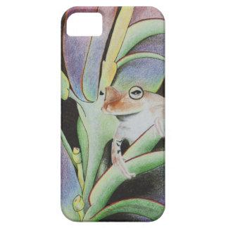 Red Eyed Tree Frog Treefrog iPhone SE/5/5s Case
