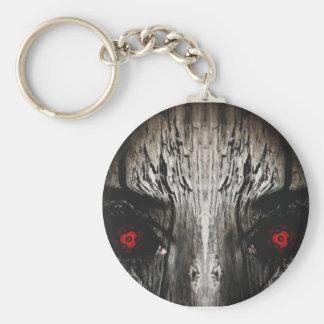 Red eyes keychain