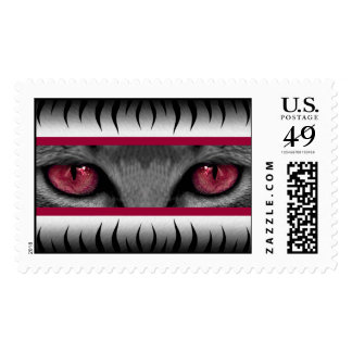 Red Eyes Postage