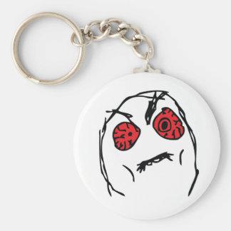 Red Eyes Troll Key Chain