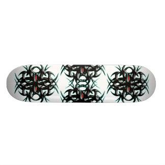 Red Eyez Skateboard
