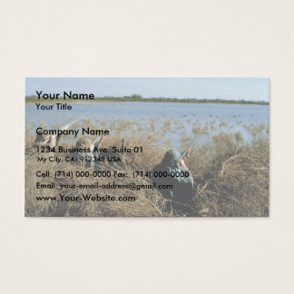 Red-faced Cormorant Business Card