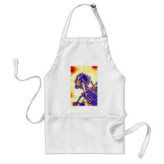 Red Faced Man Aprons