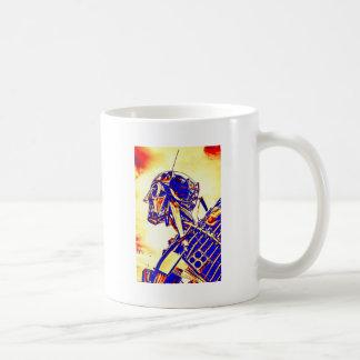 Red Faced Man Coffee Mug
