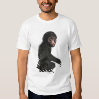 Red-faced Spider Monkey - Ateles paniscus (3 T Shirt