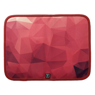 Red Facets of Wine Colors Organizer