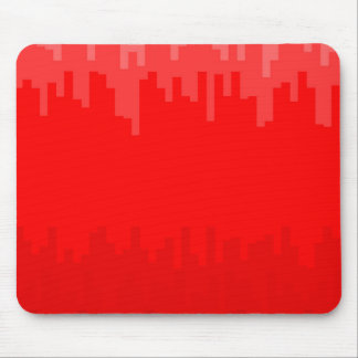 Red Fade Background Mouse Pad