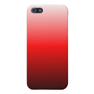 Red Fade Speck Case