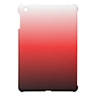 Red Fade Speck Case 3 Cover For The iPad Mini