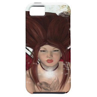 Red Faerie iPhone SE/5/5s Case