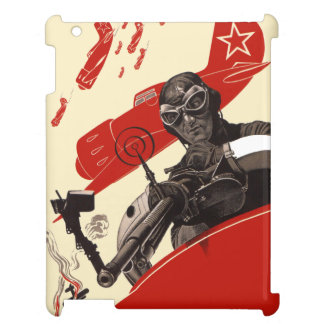 Red Falcons Cover For The iPad