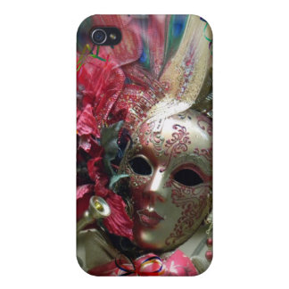 Red Fantasy Angel Cover For iPhone 4