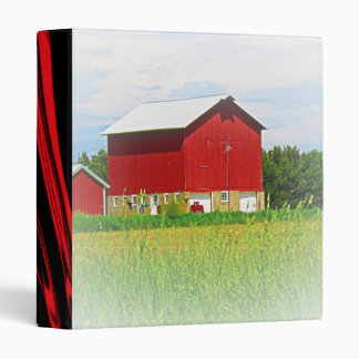 Red Farm Barns Binder