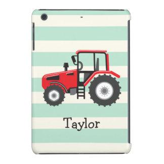 Red Farm Tractor iPad Mini Case