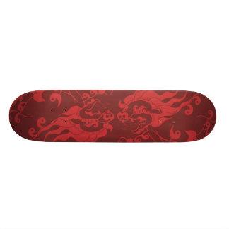 Red Fearless Skateboard