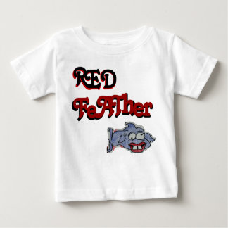 Red.Feather.Blue.Phish Baby T-Shirt