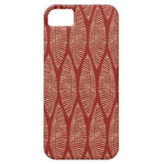 Red Ferns iPhone SE/5/5s Case