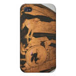Red-figure krater covers for iPhone 4