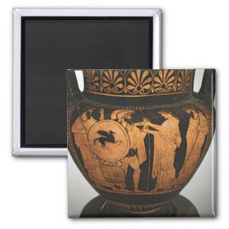Red-figure krater magnets
