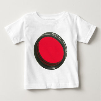 Red filter baby T-Shirt