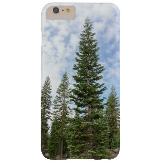 Red Fir Trees on Mt Shasta iPhone Case