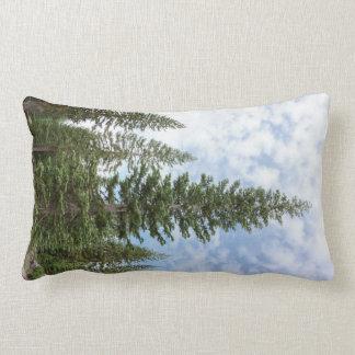 Red Fir Trees on Mt Shasta Pillow