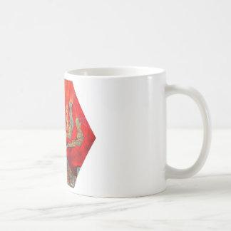Red Fire Coffee Mugs