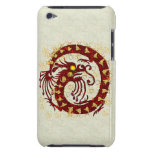 Red Fire Dragon iPod Case-Mate Case