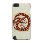 Red Fire Dragon iPod Touch 5G Cover