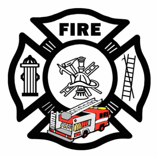 Fire Department Logo Designs http://www.zazzle.com/red_fire_truck ...