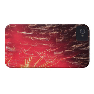 Red fireworks Case-Mate iPhone 4 case