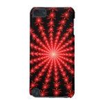 Red Fireworks - fractal design iPod Touch 5G Cases