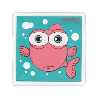 Red Fish Custom Small Perfume Tray