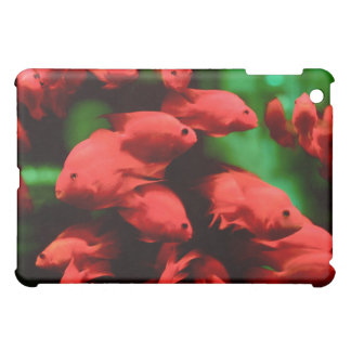 Red Fish iPad Mini Cover