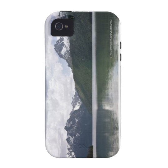 Red Fish Lake Idaho iPhone 4 Case
