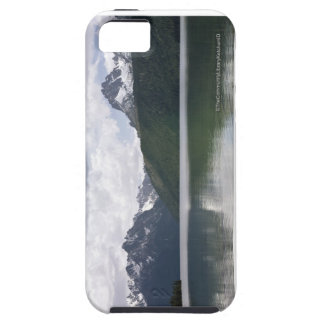 Red Fish Lake Idaho iPhone SE/5/5s Case